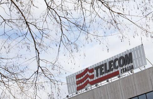 Telecom Italia offices in Rome