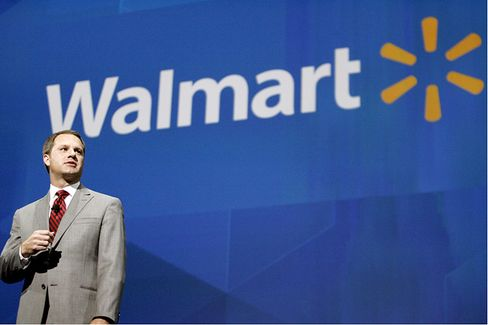 Four Things to Know About Wal-Mart's New CEO