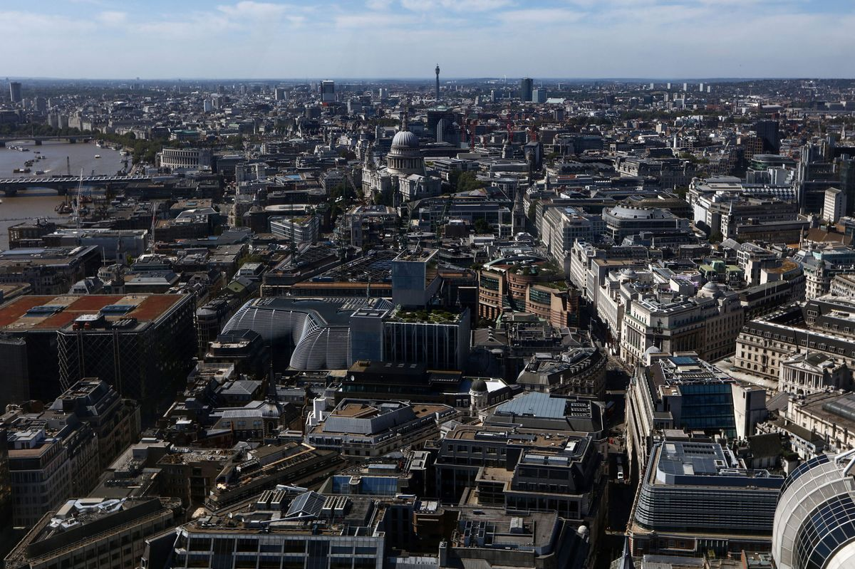 London Mayor Frustrated With Attempts to 'Make City Poorer'