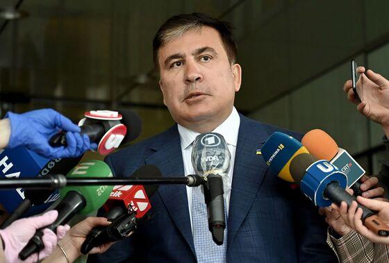 Georgian Prime Minister Says Ex-President Saakashvili Detained