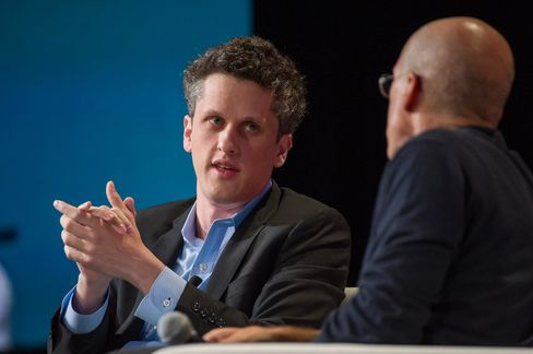 Aaron Levie, chief executive officer of Box.