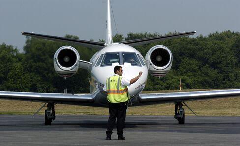 Coporate Jet Tax