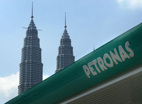 Petronas to Develop $20 Billion Malaysia Oil, Chemicals Hub
