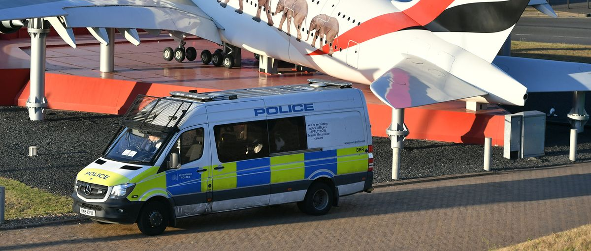 Heathrow Protestors Claim to Have Launched Drone Despite Arrests