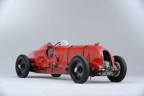1929 Bentley Racer
