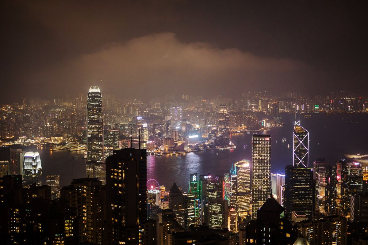 Hong Kong's Uncertainty May Be an Opportunity: Theme of the Week