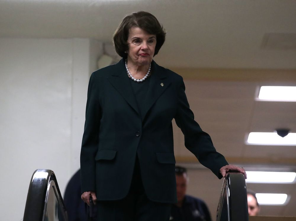 Feinstein's Anti-Catholic Questions Are an Outrage