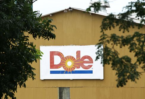 Dole Climbs After Nikkei Reports Itochu Plans to Buy Two Units
