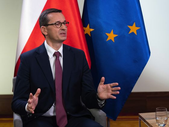 Poland Threatens to Veto EU Recovery Fund Over Rule-of-Law