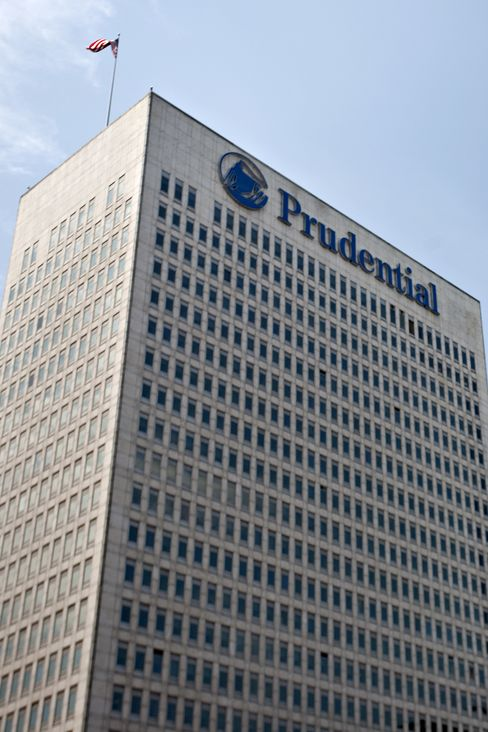 Prudential Financial Posts First-Quarter Loss on Derivatives