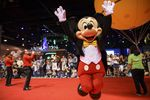 Mickey Mouseat the D23 Expo 2017 in Anaheim, California.