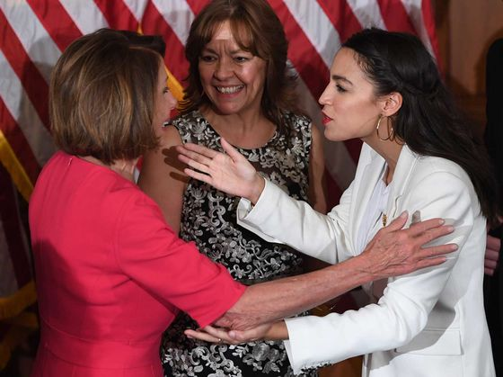 'Green New Deal'Tests Ocasio-Cortez's Clout in Democratic House
