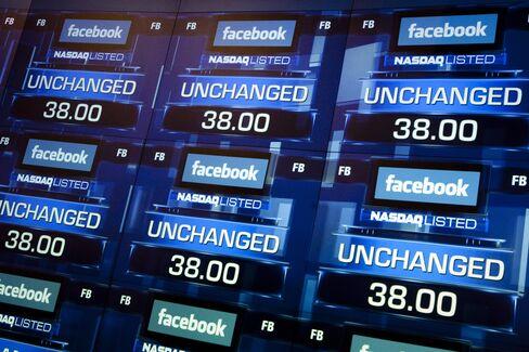 Nasdaq Moving to Resolve Facebook IPO Mishap Amid SEC Talks