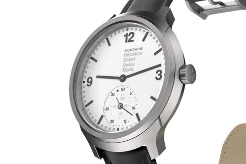 The Helvetica No1 Horological Smartwatch is the first third-party watch to build on the platform.