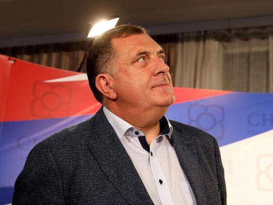 Bosnian Hardliners Prevail in Vote, Risking New Ethnic Strife