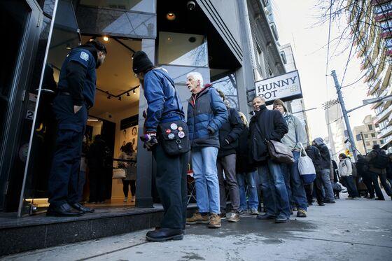 Toronto Opens First Cannabis Shop Six Months After Legalization