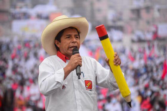 Peru Leftist's Aide Rejects Hugo Chavez Comparison: 'No Way'
