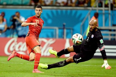Another World Cup Surprise: TV Ratings
