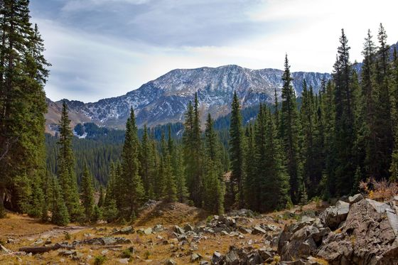 Hiking the Land of Enchantment Will Bethe Cure to Covid-19 Blues