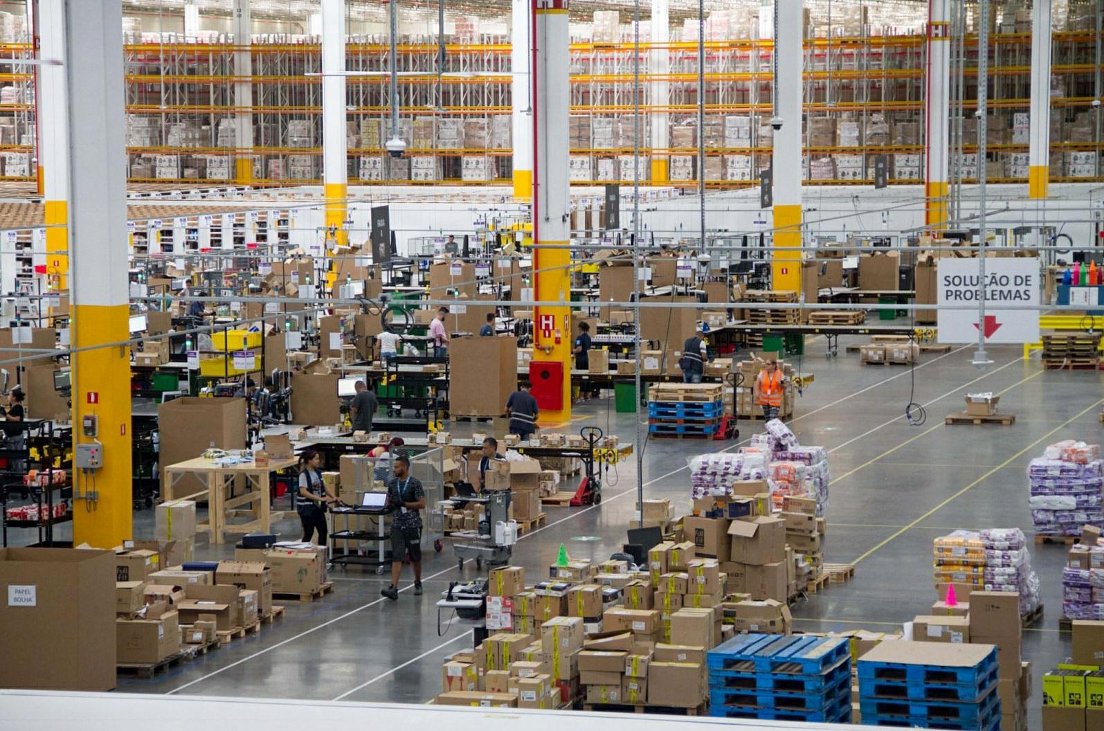 Sorry Bezos, Brazil Already Has an Amazon. It's MercadoLibre - Bloomberg
