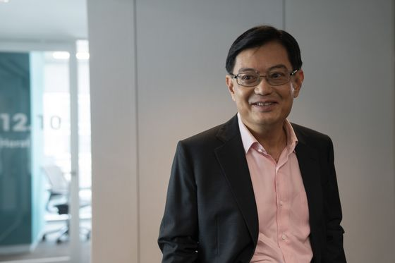 Singapore Adds New Role to Finance Minister in Reshuffle