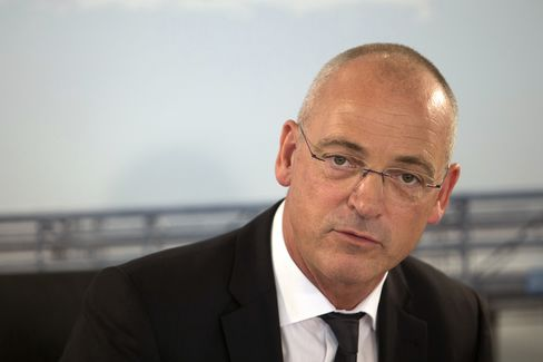 Fonterra Cooperative Group Ltd. CEO Theo Spierings