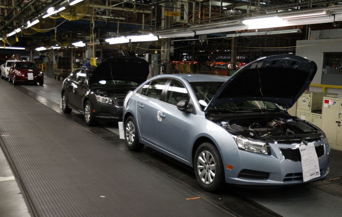 GM to Fire Up to 1,500 Ohio Workers