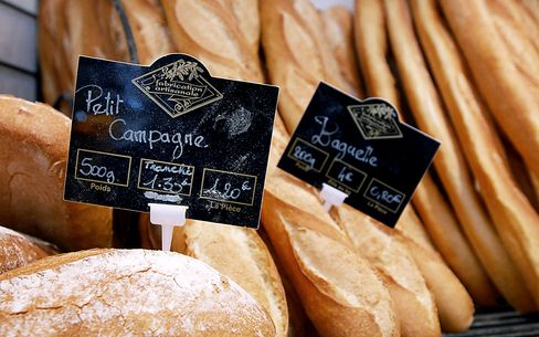 Norms on Baguette Size to Windows Choking France, Report Says