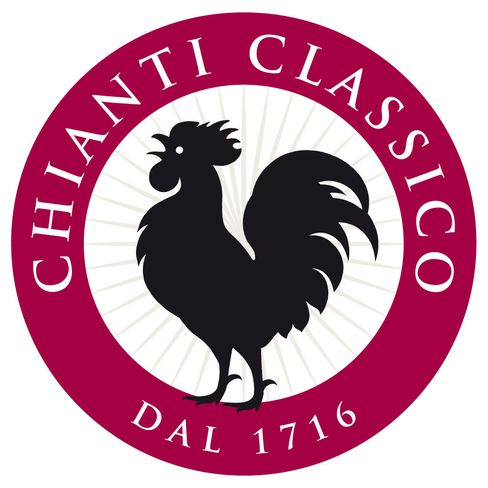 The redesigned black rooster logo on Chianti Classico wines is bigger than ever.
