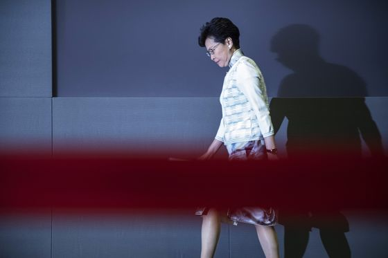 How China Can Install Another Loyalist in Hong Kong: QuickTake
