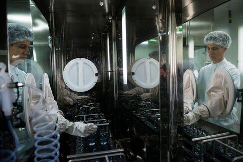 Teva Pharmaceutical Industries Plant