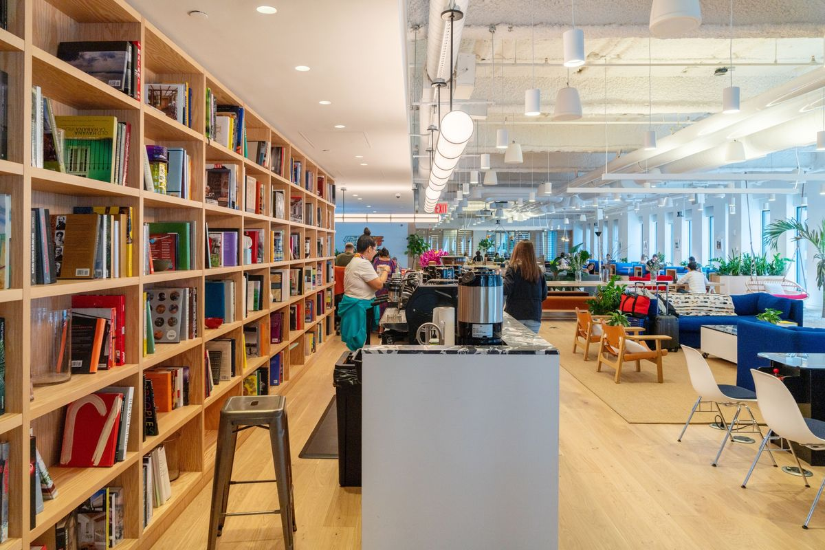 WeWork Executive Tells Lenders Co-Working Isn't a 'Fad or Trend'
