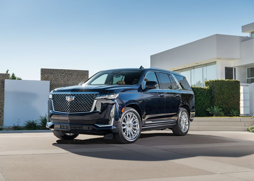 relates to The 2021 Cadillac Escalade Is a Bullhorn for Your Bank Account