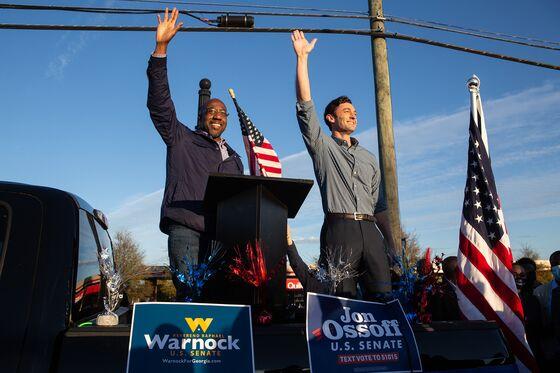 Georgia Certifies Twin Senate Runoff Results for Democrats