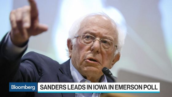 Bernie Sanders Surges Ahead of Iowa Caucuses Today
