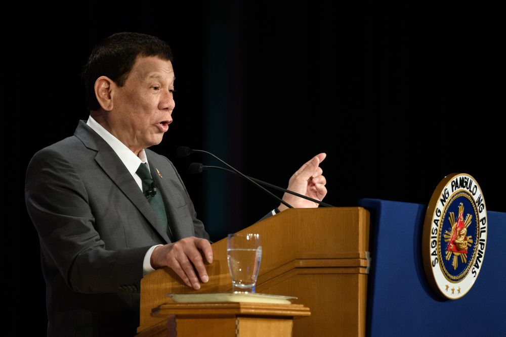 An Empowered Duterte Sets His Sights on Drug War, Death Penalty
