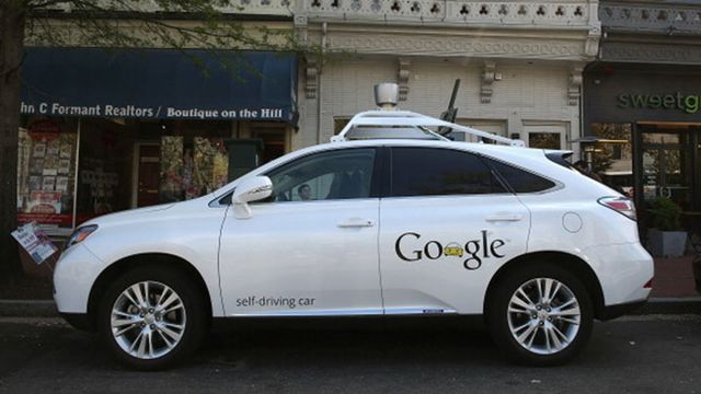 Google to Make Driverless Cars an Alphabet Company in 2016