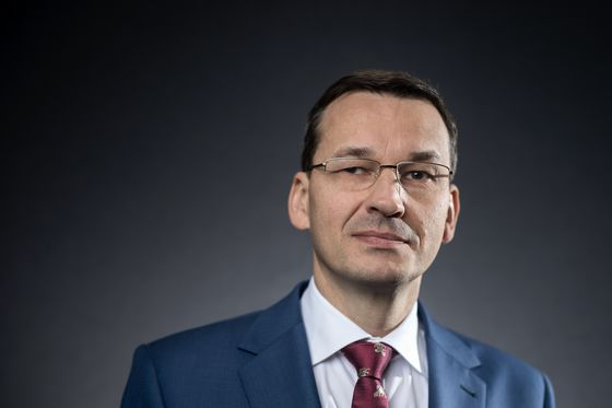 Polish Prime Minister Says U.S. Is Only Real Guarantor of European Security