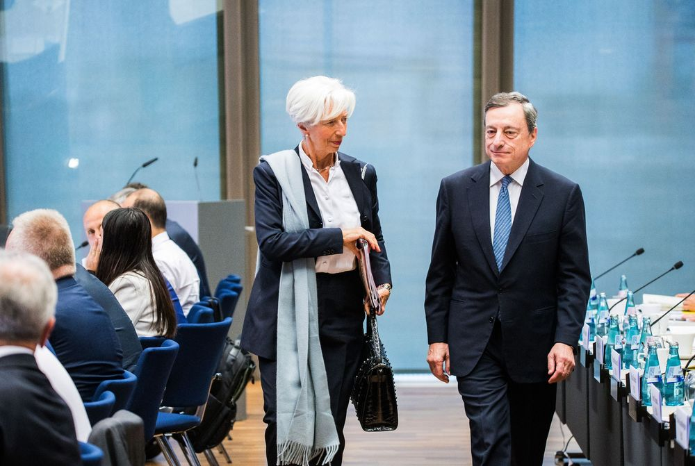 European Central Bank Leans Into Active Inertia - Bloomberg