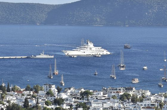 Forget Spain. Super-Yachts Are Flocking to Croatia and Turkey