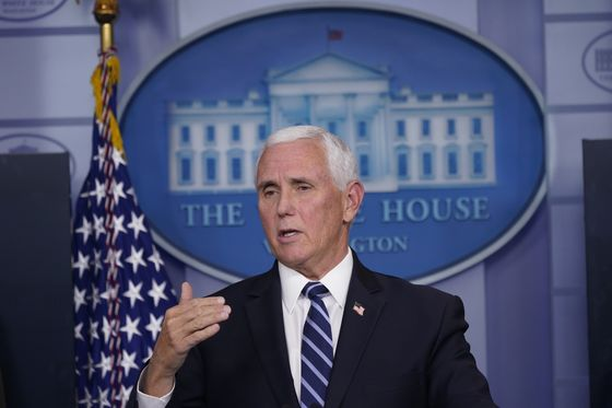 Pence Sued by GOP Congressman Over Competing Electors