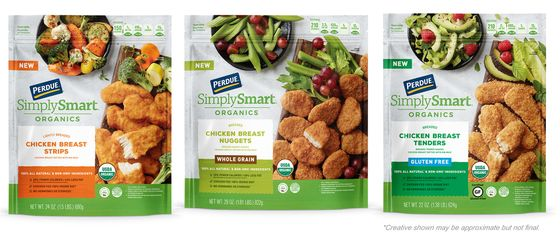 Perdue Aims to Lure Organic Shoppers With Cheaper Chicken