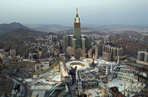 Saudi Arabia Redefines Role as World's Defender of Muslims