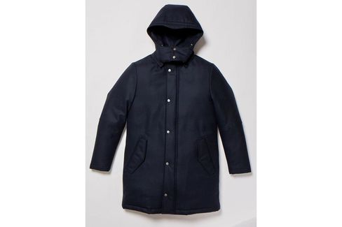 """Aztech Mountain Shadow Mountain Parka. """"If you have the right people involved, athletic wear like this is an enormous opportunity,"""" Miller said. """"The standard out there, but they're not doing the best job. There is room to do a better job."""""""