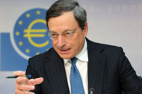 Draghi Proposes 'Unlimited' Bond-Buying, With Strings