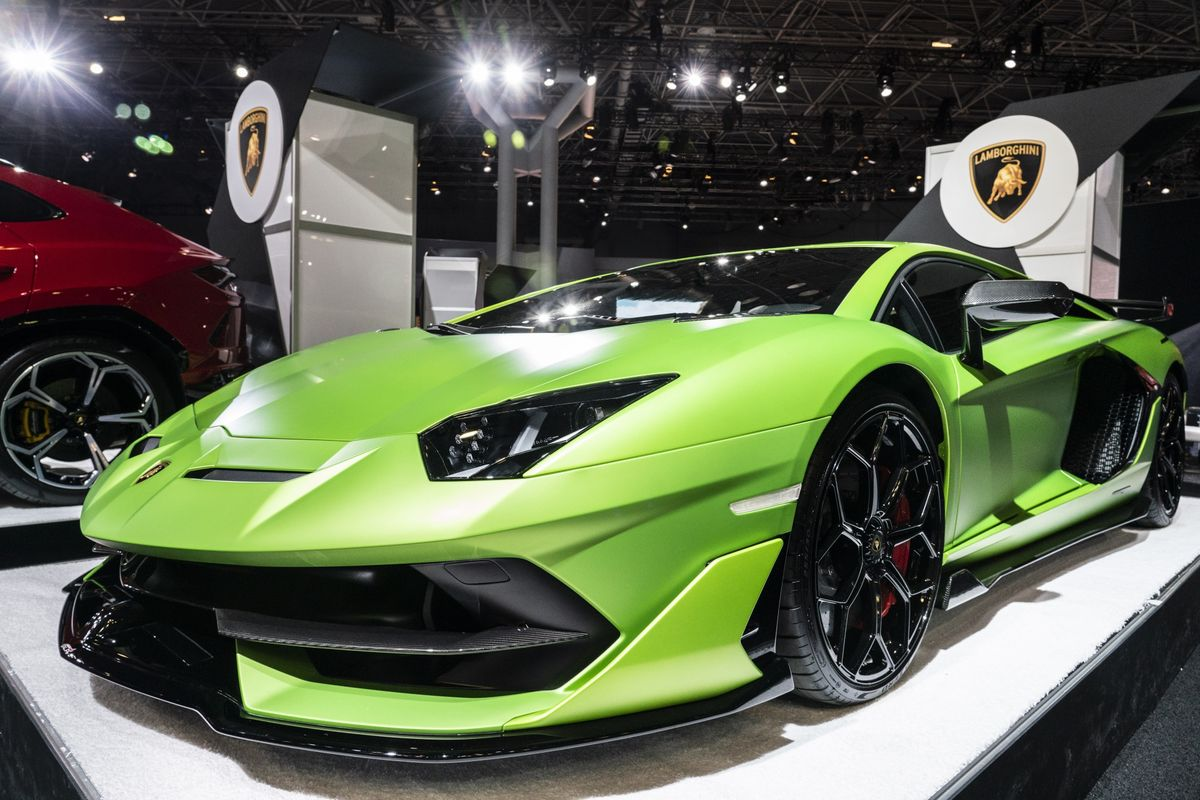 VW Is Weighing Options for Lamborghini Brand in Overhaul