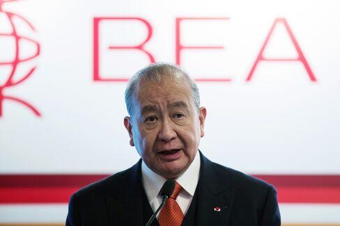 BEA CEO David Li