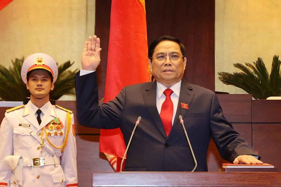 Vietnam's Prime Minister Aims for Domestic Vaccine by June 2022