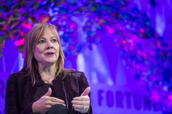 Mary Barra Will Lead the Auto Industry's First Majority-Female Board