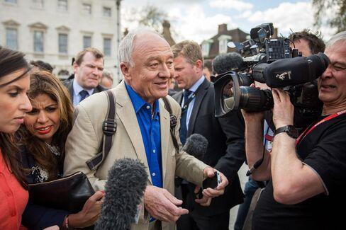 Ken Livingstone Leaves Millbank Amid Calls For His Resignation